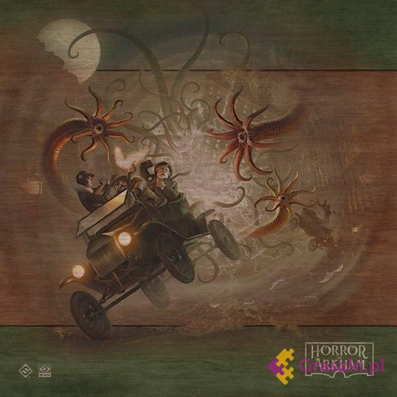 Horror w Arkham 3. Edycja (darmowa dostawa) - Mata do gry | Galakta